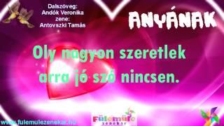 Anyák Napjára - Fülemüle Zenekar ANYÁNAK - Anyák Napi Dal - Ünnep 2014 anyák napja zene