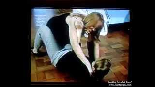 Gabriela Spanic rolling catfight