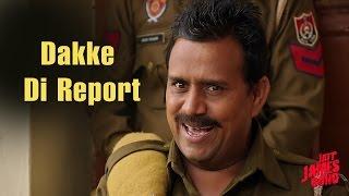 Dakke di Report - Punjabi Comedy Scene | karamjit Anmol | Jatt James Bond