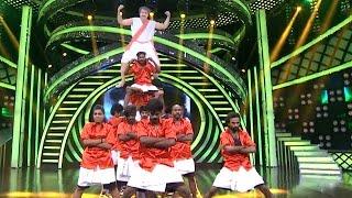 D3 D 4 Dance I Ninjas - Tribute for Mohanlal I Mazhavil Manorama