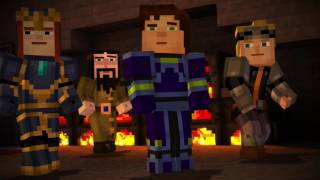 Minecraft : StoryMode FULL Episode 6 (NO Commentary)