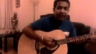 Keno Ei Nishongota cover by samrat