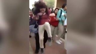 Cop Body Slams Middle Schooler (VIDEO)