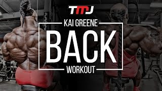 Kai Greene Back Workout   In The Gym With Team MassiveJoes   Coliseum Gym 14 September 2016