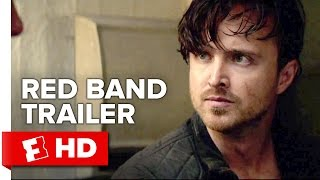Triple 9 Official Red Band Trailer #1 (2016) - Aaron Paul, Kate Winslet Movie HD