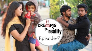GIRLS AGE || Dreams and Reality || Episode 7 || Comedy Series  #Laughingtime