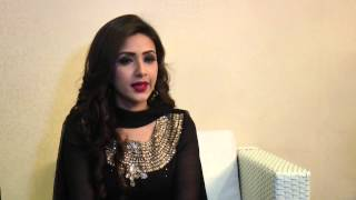 (Black Bangla Movie) bidda sinha mim Intervew At Blockbuster Chine Plex 2015