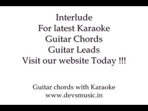 Chahun Main Ya Na Karaoke s Guitar Chords Ashiqui 2 www.devsmusic.in Devs  Academy