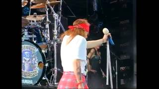 Guns N' Roses - Knockin' On Heaven's Door (Freddie Mercury Tribute 1992)