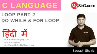 Lecture 7 Loops in C Part 2Hindi