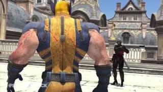 Wolverine VS Raiden | DEATH BATTLE! - (One Ok Rock - No Scared) AMV