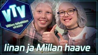 Villien Toiveiden Virasto - IINAN JA MILLAN LEIPOMOHAAVE