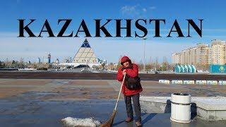 Kazakhstan/Astana (Independence Square,Kazakh Eli) Part 28