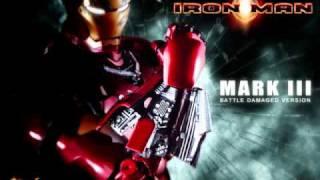 MUSICA DE IRON MAN 2 (shoot to thrill)