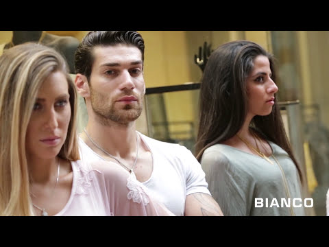 Bianco fashion new collection2016 by silver h models
