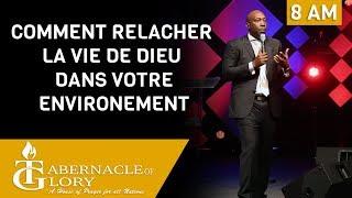 Pasteur Bornéon Accimé   Comment Relacher La Vie de Dieu Dans Votre Environement   TG 8 am