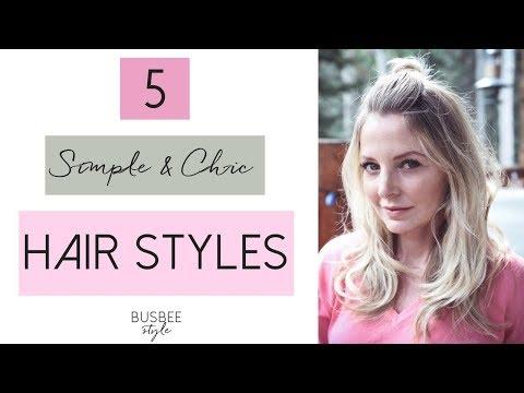 Xxx Mp4 5 Simple Amp Chic Hair Styles Beauty Over 40 3gp Sex