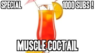 Muscle Coctail | 1000 Subs Special | Ivan Ferjo - Fitness