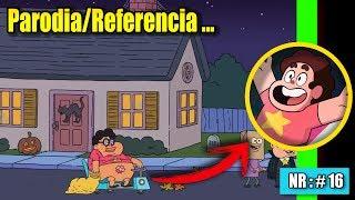 Parodia/Referencia Steven De Steven Universe En Tio Grandpa De ... OK NO |Notirandom #16