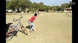 Gali..cricket...six..😄