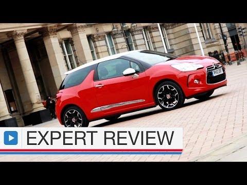 Citroen DS3 hatchback car review