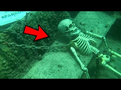 5 Bizarre Things Found Underwater Nobody Can Explain vol.2