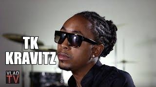 TK Kravitz on TK-N-Cash Breaking Up, New Name Inspired by Lenny Kravitz (Part 3)