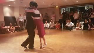 Luciana Muzio e Claudio Coppola, Garron, Paris 17-6-2017