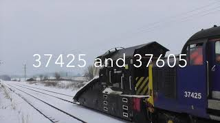 Class 37s At Full Power Vol 2