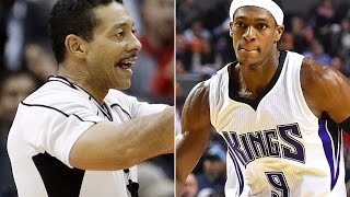 NBA Player Suspended for Calling Gay Referee