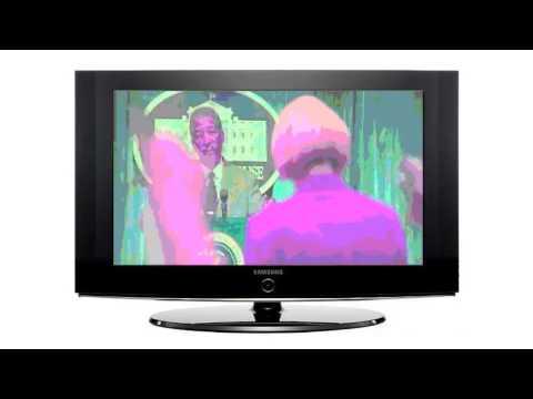 Distorsión de imagen en LCD Sony Samsung. English Subtitles