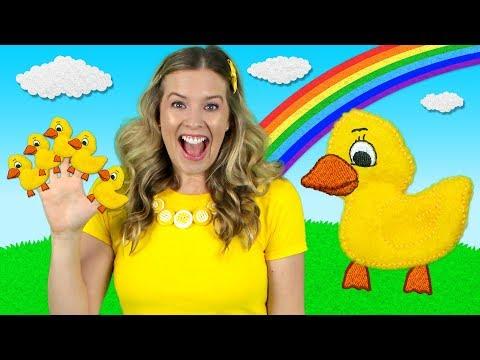 Xxx Mp4 Five Little Ducks Kids Songs Nursery Rhymes Learn To Count The Little Ducks 3gp Sex