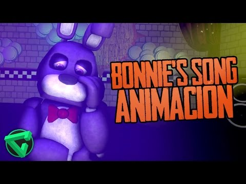 Xxx Mp4 BONNIE S SONG ANIMACIÓN La Canción De Bonnie De Five Nights At Freddy S Animation 3gp Sex