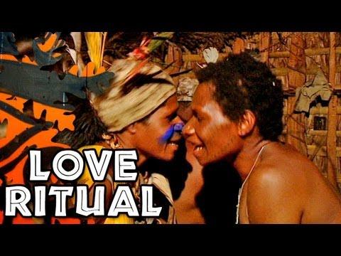 Love Rituals in Papua New Guinea