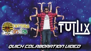 TUTTIX CREW X TUTTING INDIA
