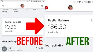 Make $10 Every 20 Minutes Online   Fast & Easy PayPal Money (Income Proof Shown)