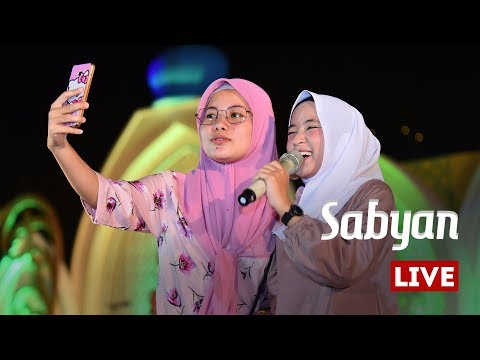 SABYAN - YA HABIBAL QOLBI (LIVE) - NISSA SABYAN di MTQ KOTA BATAM