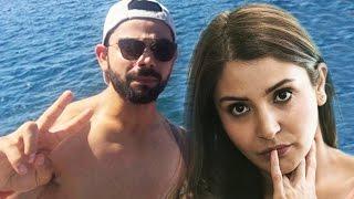 Virat Kohli Chilling Without Girlfriend Anushka Sharma On Caribbean Island