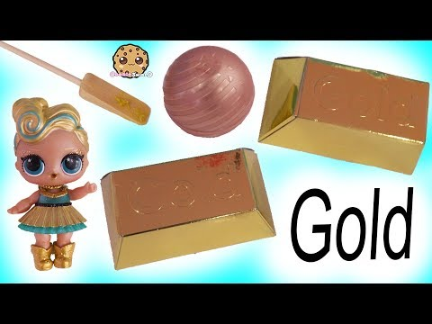 Xxx Mp4 Giant Gold Dig LOL Surprise Doll Luxe Digs For Gold Cookie Swirl C Video 3gp Sex