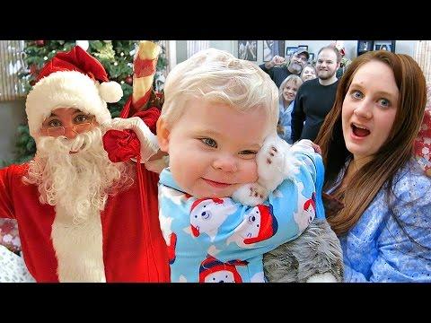 SANTA CAUGHT ON CAMERA! | Daily Bumps Christmas Spectacular 2014