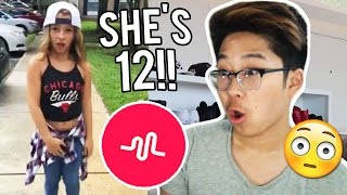 Danielle Cohn The BEST Compilation Musical.ly REACTION!