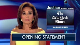 Judge Jeanine to NY Times: