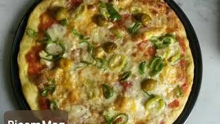 العجينة السحرية لتحضير المملحات و البيتزا وصفة سهلة و مضمونة و لذيذة