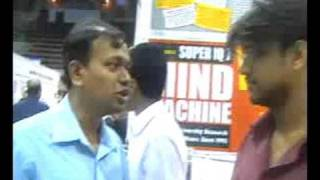 Mind Machine - An IITian Compares Meditation