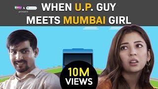 When U.P. Guy Meets MUMBAI Girl | RVCJ | FT. Barkha Singh & Aashqeen