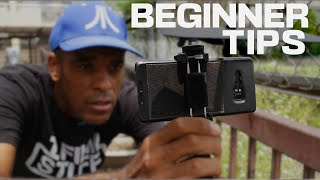 Tutorial 1: Mobile Filmmaking.....1 Min With Me