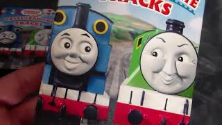 Thomas and Friends Home Media Reviews Episode 51.1 - VHS Version