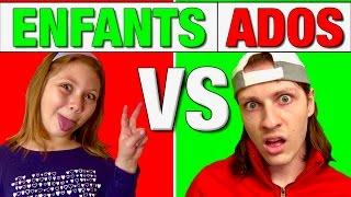 ENFANTS VS ADOS ! DELIRES DE MAX - #2 AVEC MAGGIE