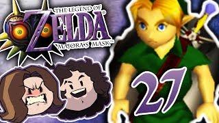 Zelda Majora's Mask: Veggie Chips - PART 27 - Game Grumps
