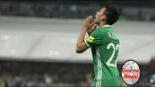 Hirving Lozano recibe halago de crack del Dortmund!